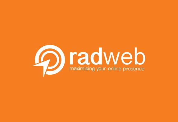 Radweb Logo Monotone