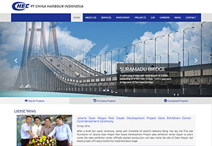 CHEC - PT China Harbour Indonesia