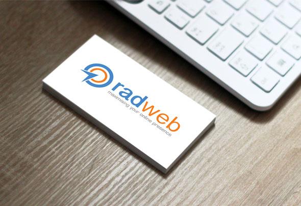 radweb business card