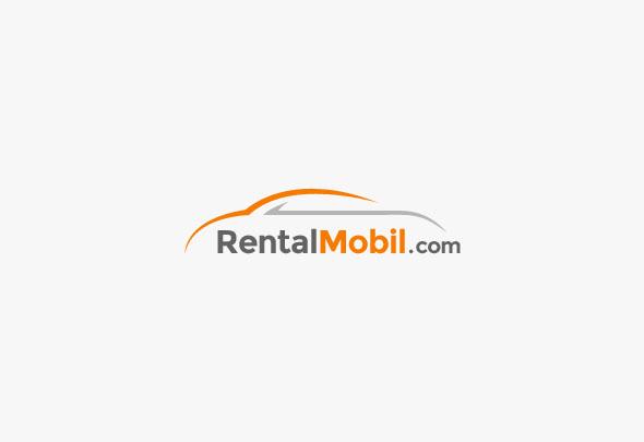 Rental Mobil Logo Design